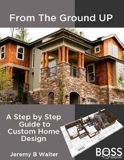 From the Ground Up: A Step by Step Guide to Custom Home Design