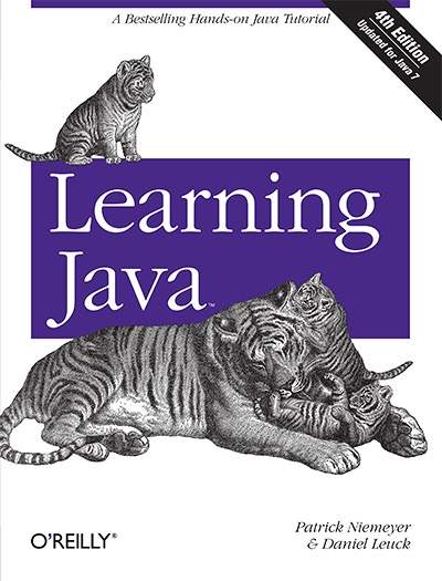 Learning Java, 4 edition