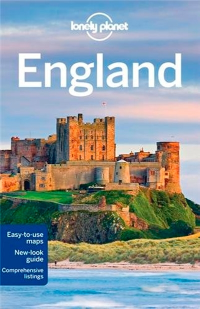 Lonely Planet England (7th Edition)