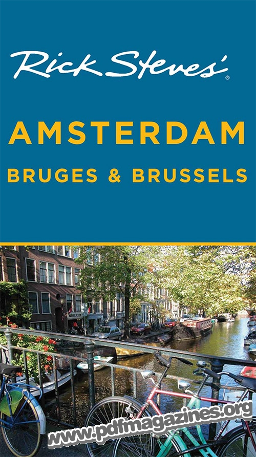 Rick Steves' Amsterdam, Bruges, and Brussels, 7th Edition
