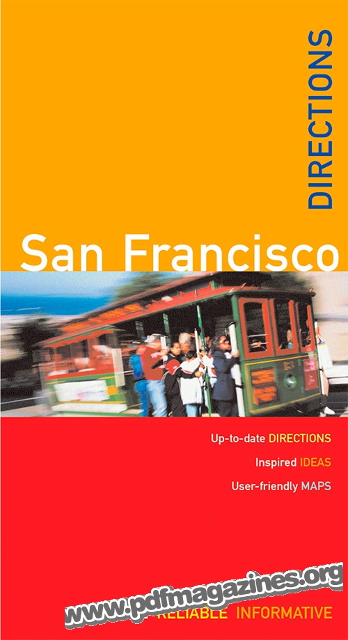 Rough Guides San Francisco Directions