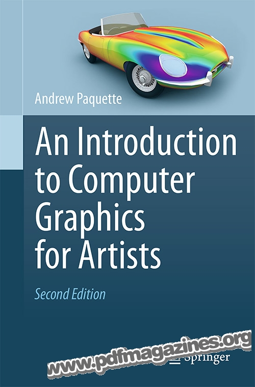 An Introduction to Computer Graphics for Artists, 2nd edition