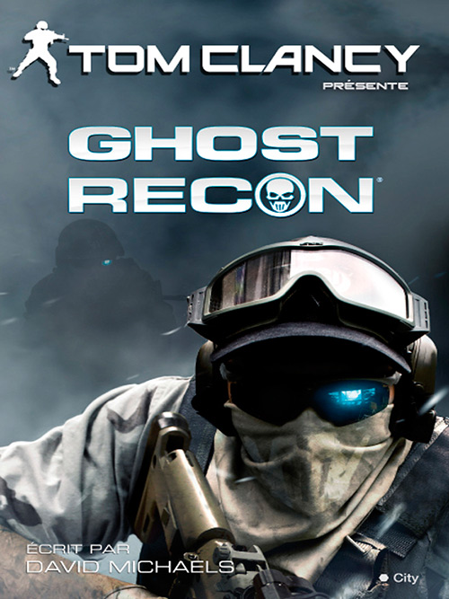 "David Michaels, ""Ghost recon"""