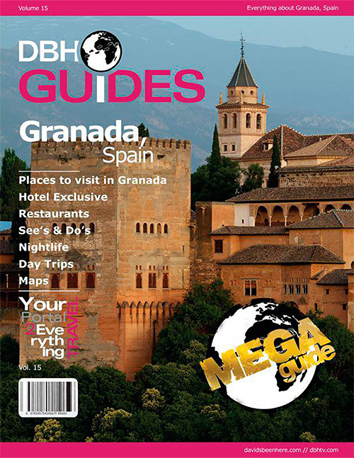 Granada, Spain City Travel Guide 2013: Attractions, Restaurants, and More...