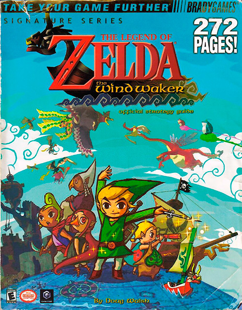"Doug Walsh, ""The Legend of Zelda : The Wind Waker - Bradygames Official Strategy Guide"""