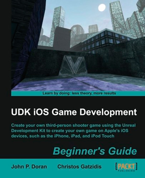UDK iOS Game Development Beginners Guide