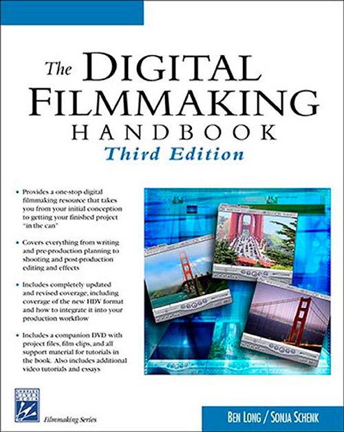 The Digital Filmmaking Handbook, 3 edition