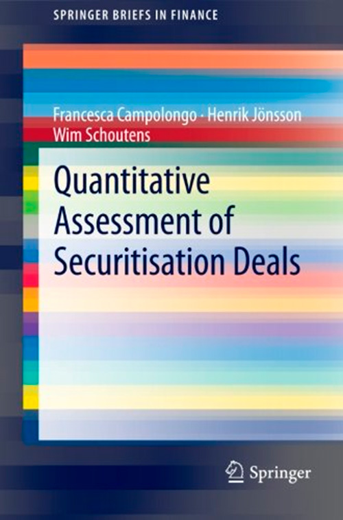 Quantitative Assessment of Securitisation Deals