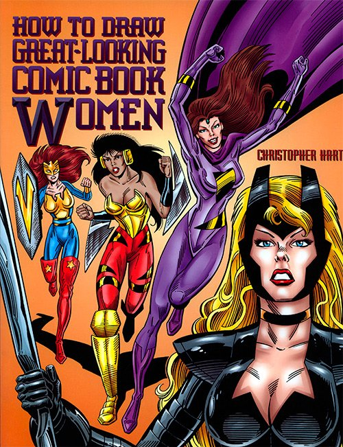 How to Draw Great-looking Comic Book Women