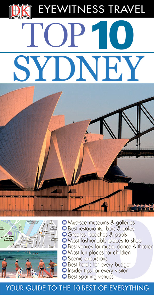Top 10 Sydney (Eyewitness Top 10 Travel Guides)
