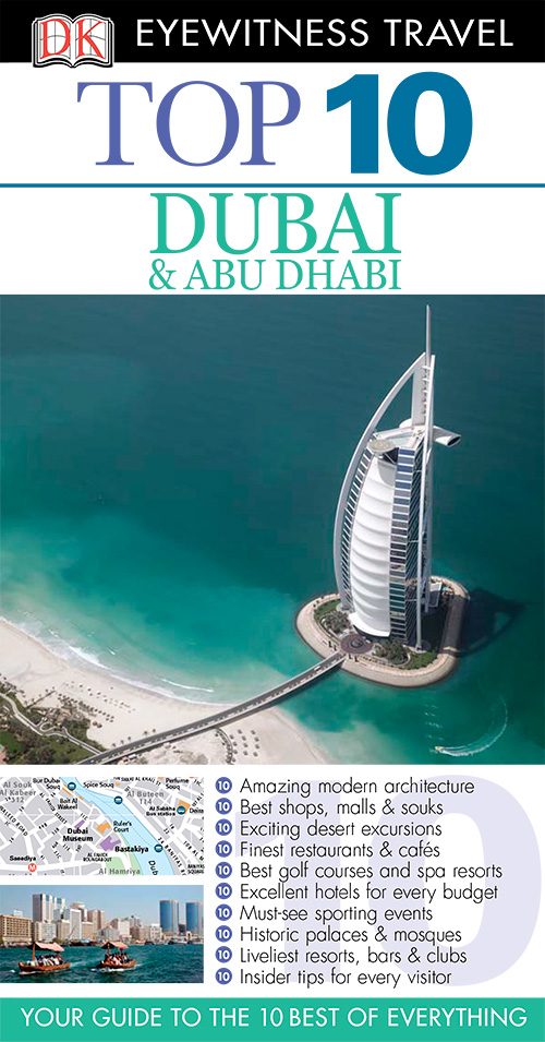 Top 10 Dubai (Eyewitness Top 10 Travel Guides)