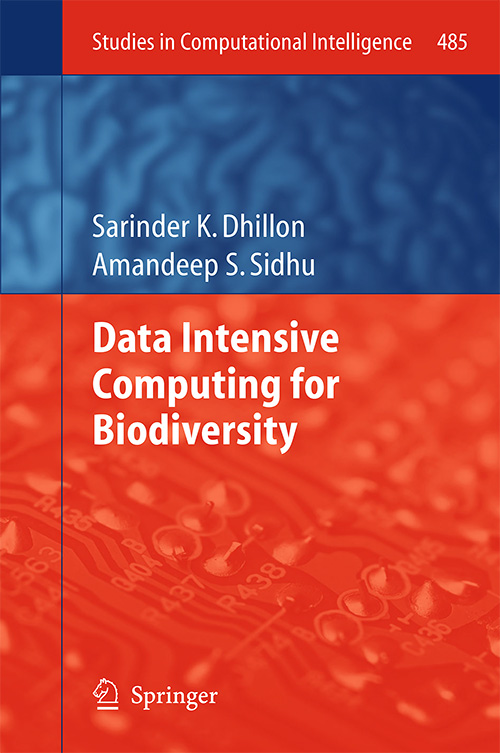 Data Intensive Computing for Biodiversity