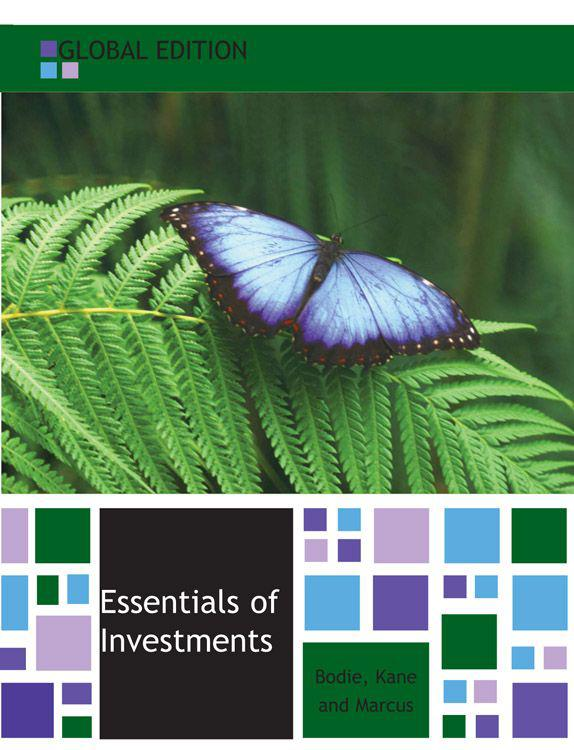 Essentials of Investments (9th Edition)