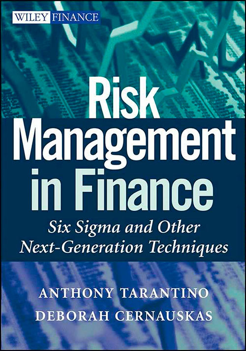 Risk Management in Finance: Six Sigma and Other Next Generation Techniques