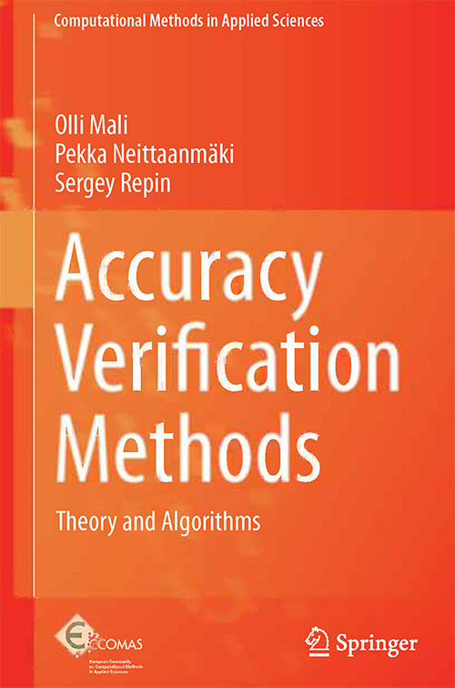 Accuracy Verification Methods: Theory and Algorithms