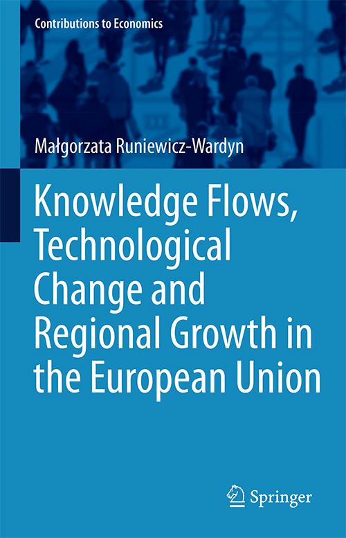 Knowledge Flows, Technological Change and Regional Growth in the European Union