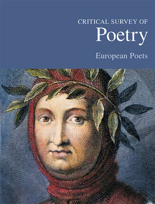 Rosemary M. Canfield Reisman, Critical Survey of Poetry: European Poets (3 Volume Set)