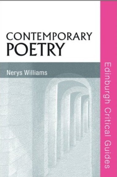Nerys Williams - Contemporary Poetry