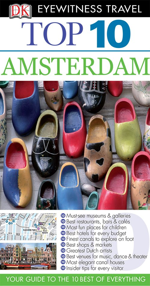 Amsterdam (DK Eyewitness Top 10 Travel Guides)
