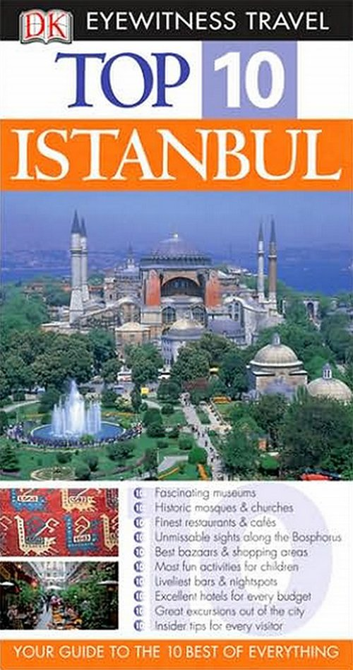 Istanbul (DK Eyewitness Top 10 Travel Guides)