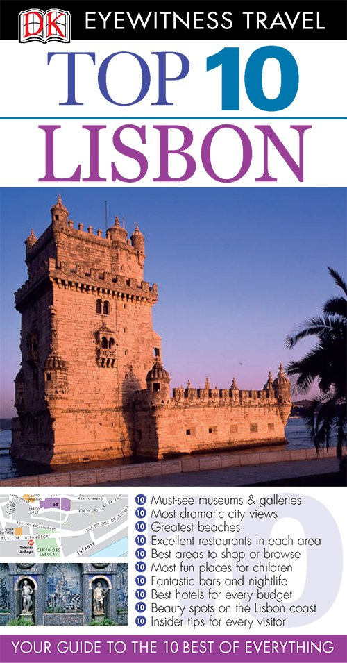 Lisbon (DK Eyewitness Top 10 Travel Guides)