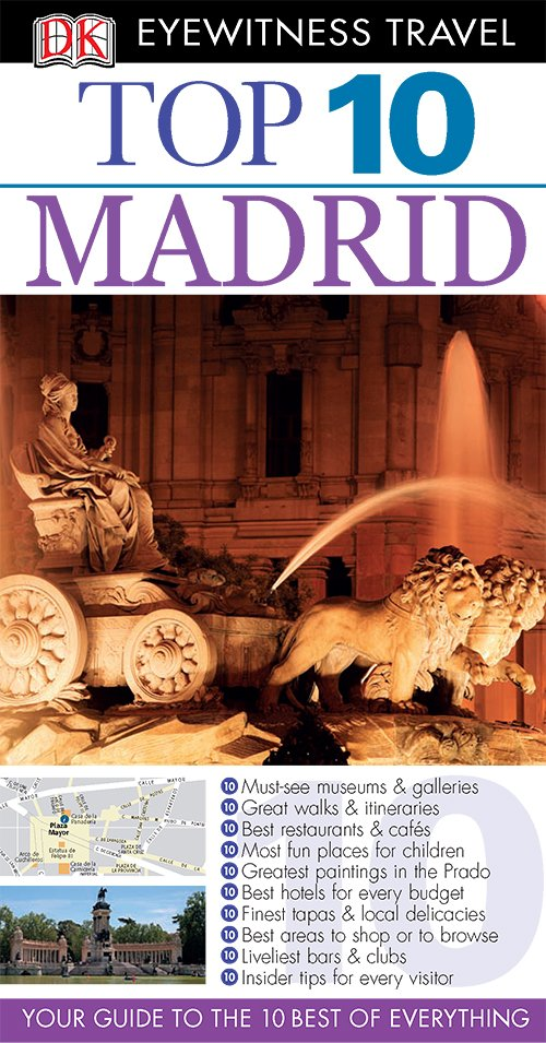 Madrid (DK Eyewitness Top 10 Travel Guides)