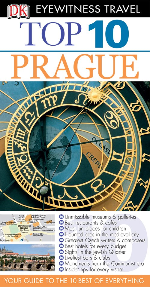 Prague (DK Eyewitness Top 10 Travel Guides)