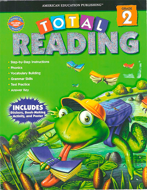 Total Reading, Grade 2