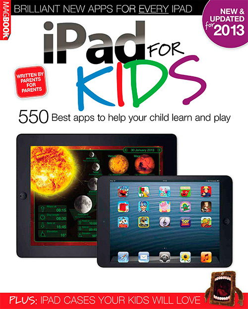 iPad for Kids Magbook - 2013