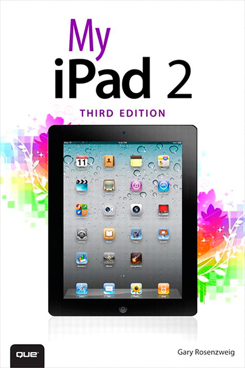 My iPad 2 (3rd Edition)