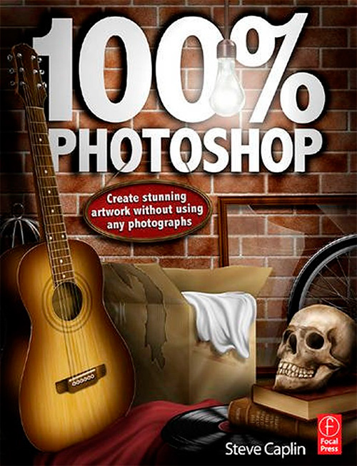 100% Photoshop: Create stunning artwork without using any photographs