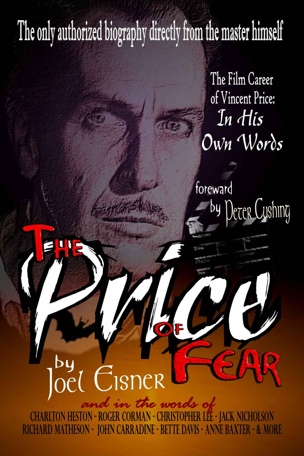 The Price of Fear: The Film Career of Vincent Price, In His Own Words
