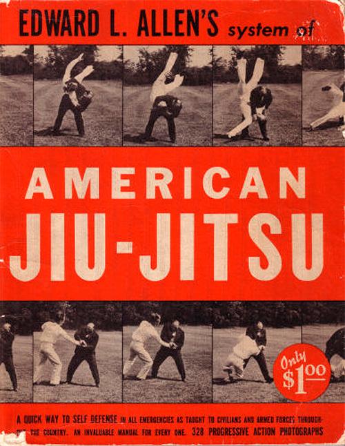 Edward L. Allen's System of American Jiu-Jitsu