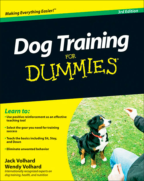 Dog Training For Dummies (3rd edition)