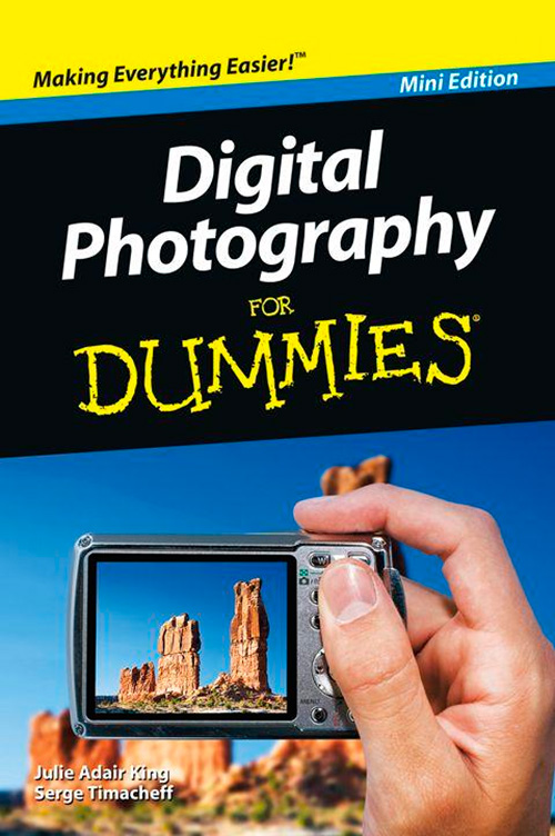 Digital Photography For Dummies, Mini Edition
