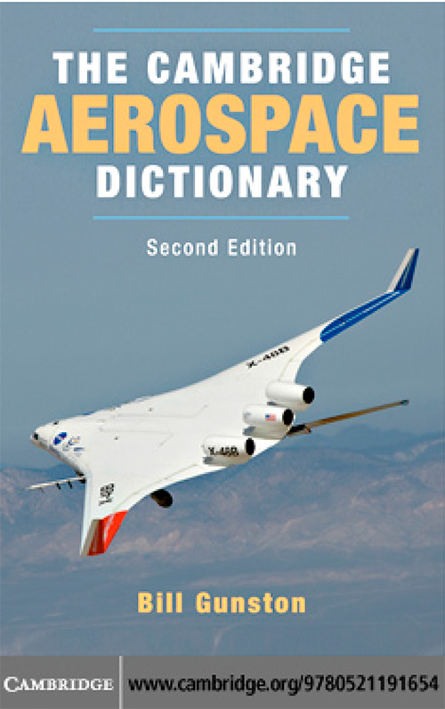The Cambridge Aerospace Dictionary, 2nd edition