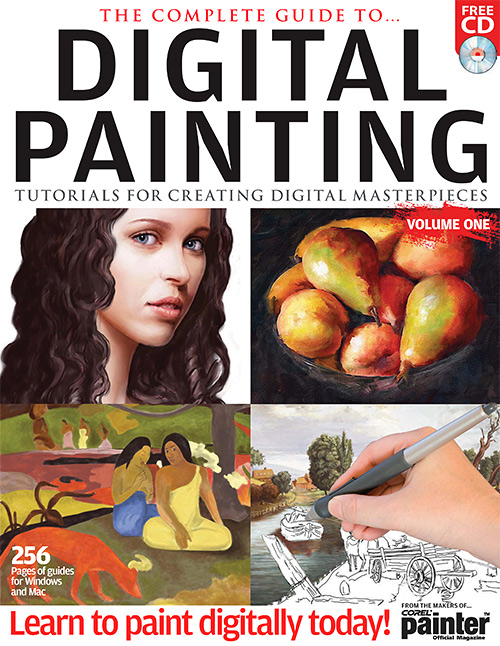 The Complete Guide to Digital Painting Vol. 1