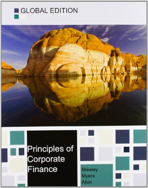 Principles of Corporate Finance (11th edition)