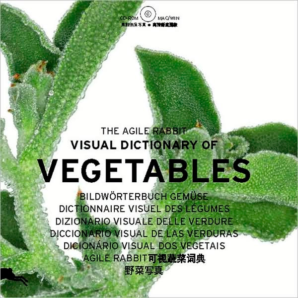 The Agile Rabbit Visual Dictionary of Vegetables