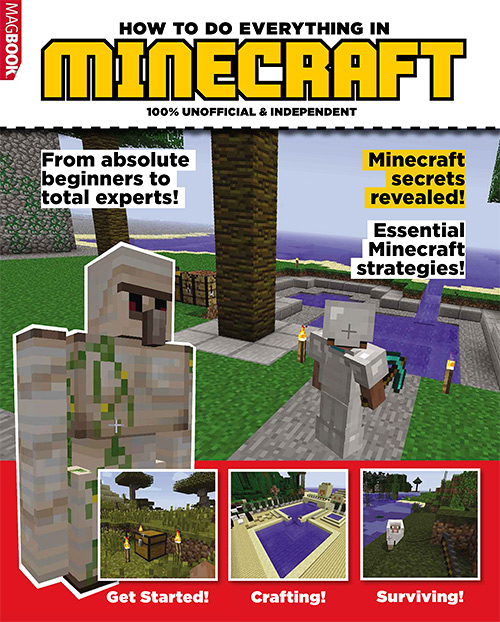 How To Do Everything In Minecraft 2014