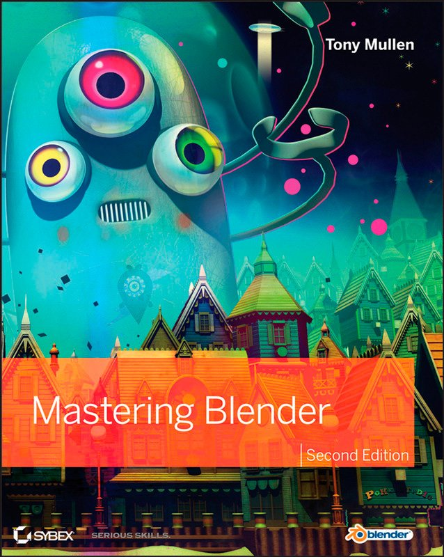 Mastering Blender, 2nd edition