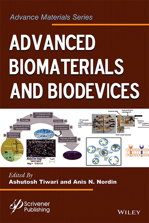 Advanced Biomaterials and Biodevices (Advanced Material Series)
