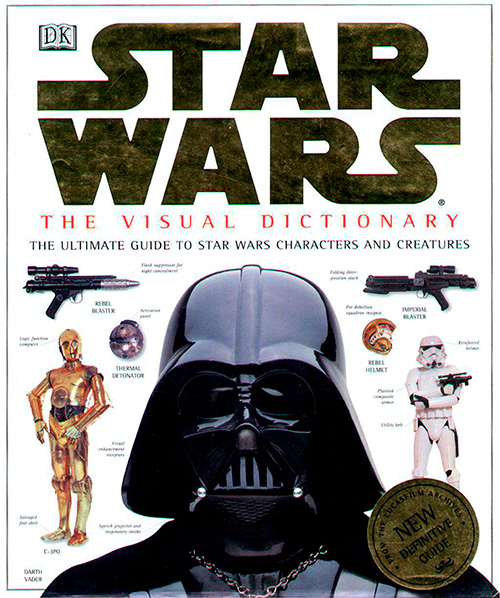 Star Wars: The Visual Dictionary