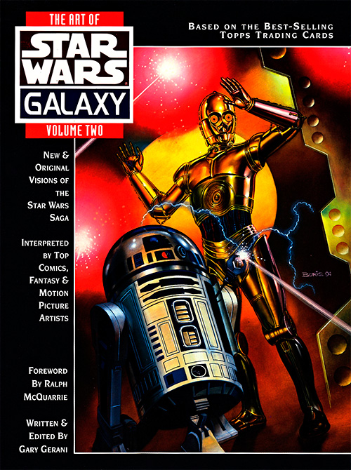 The Art of Star Wars Galaxy (Volume Two)