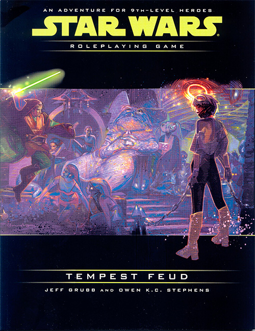 Star Wars: Tempest Feud - Roleplaying Game