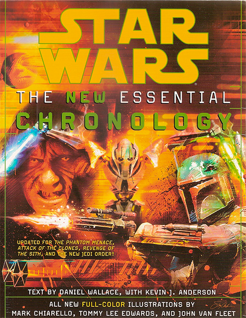 The New Essential Chronology (Star Wars)