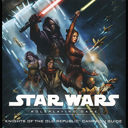 Star Wars: Knights of the Old Republic Campaign Guide - Roleplaying Game by Rodney Thompson