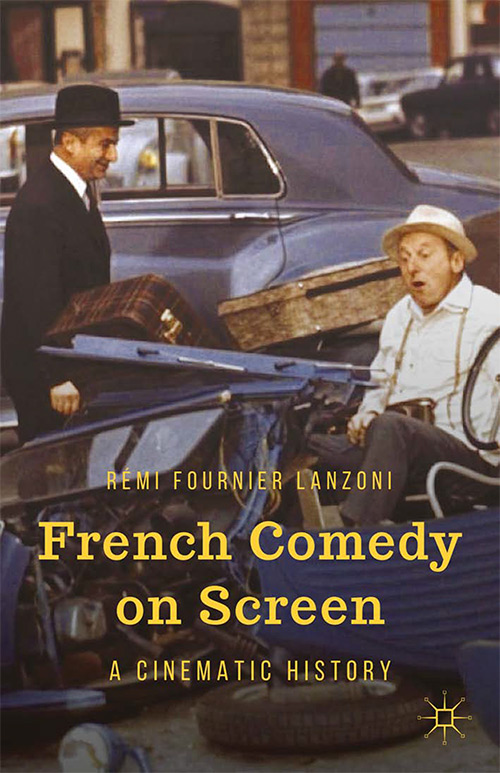 French Comedy on Screen: A Cinematic History
