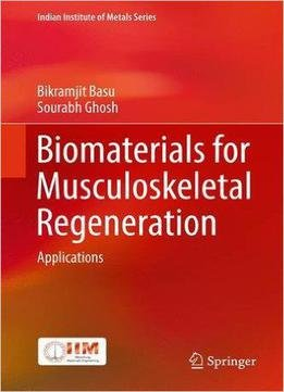 Biomaterials For Musculoskeletal Regeneration: Applications