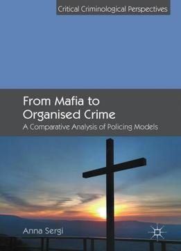 comparative perspective on organized crime Comparative perspective on organized crime essay sample introduction for more than one century, there has been a lot of speculation regarding the flourishing of organized crime groups in the world.
